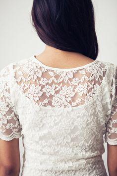 Lace T Dress Uncovet.. want! :)