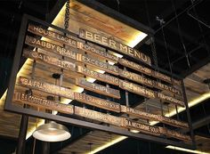 Jack's Abby Brewing in Framingham, MA - beer hall and kitchen. Hours from 11:30-9p on Tues - Thurs and Sun; 11:30-11p Fri & Sat. Brewery tours suspended for construction until Winter 2015.