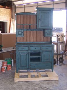 Plymouth Blue Alyson's Cupboard... Heading to Idaho