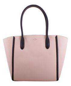 Kate Spade Caroline Lane Foster Pink Leather Tote 47% off retail 49e44a4cef067