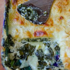 Spinach Lasagna | Food & Wine