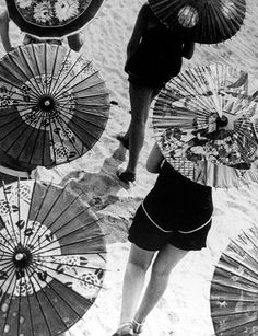 Amazing Fashion Photography by Martin Munkacsi from between the 1930s and 1940