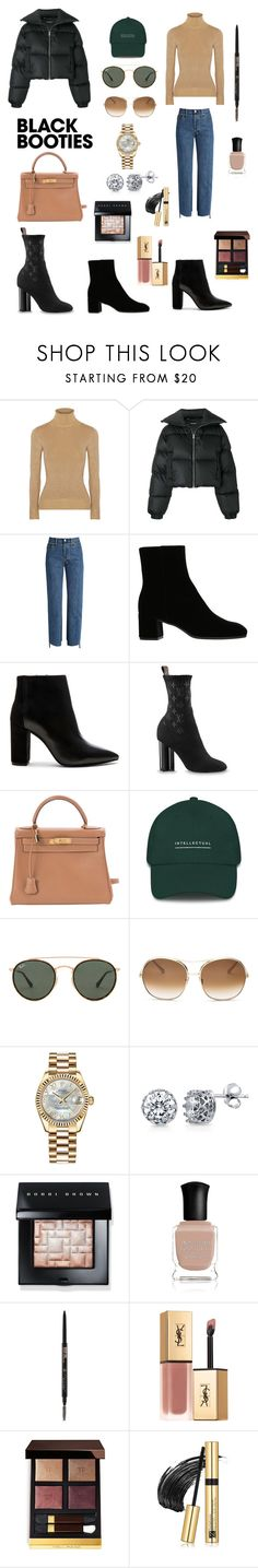 """""""Без названия #922"""" by aliceviolet0 ❤ liked on Polyvore featuring JoosTricot, MISBHV, Vetements, Dei Mille, Hermès, Ray-Ban, Chloé, Rolex, BERRICLE and Bobbi Brown Cosmetics"""