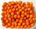 Sea buckthorn oil is amazing for healing dry skin and blemishes, and you only need a small amount!