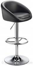 Pavia Bar Stool Black