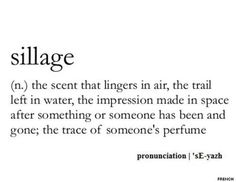 Beautiful meaning, the word could use some work :)