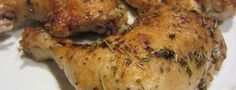Delicious chicken recipe from Cooper Vineyards in Amador County