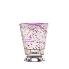 I love the Volcanica  Fleur De Lys Metallic Candle from LittleBlackBag