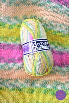 LANA INTELIGENTE, Forma dibujos sola!. Tejido en dos agujas número 6, se puede tejer tanto en tricot como en crochet