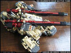 GIANT MAMMOTH TANK | Flickr - Photo Sharing!
