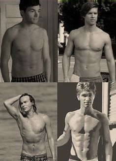 PLL boys they know how to cast
