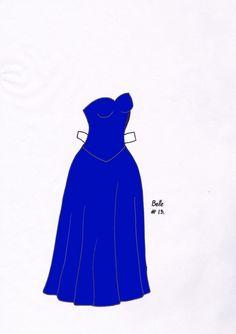 Belle paperdoll dress #13 by Etchingz on deviantART
