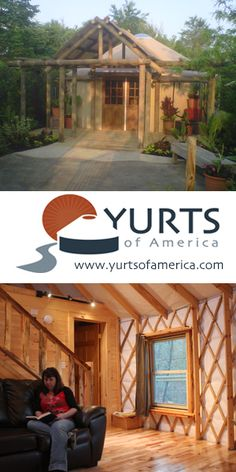 yurts of america
