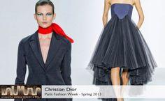 Christian Dior Spring 2013 collection