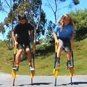 Hijax Standard Size Stilts for Active Kids