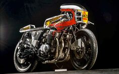 Vibrations recycled Honda CB750 ~ Return of the Cafe Racers