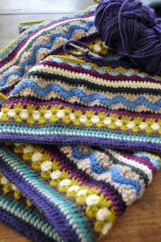 Playing in the Attic: A Bit of Crochet