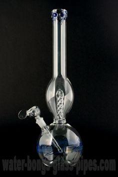 Percolator glass bong Skyfall $79.40 http://www.water-bongs-glass-pipes.com/percolator-glass-bong-skyfall/d-36568/?affid=453