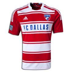adidas FC Dallas Home Jersey 2012 $49.99