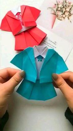 Diy Crafts Hacks, Diy Crafts For Gifts, Diy Home Crafts, Diy Crafts Videos, Creative Crafts, Creative Decor, Diy Videos, Diy Projects, Paper Crafts Origami