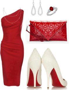 grey Kırmızı Abiye Elbise Modelleri 2013