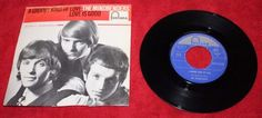 THE MINDBENDERS - A GROOVY KIND OF LOVE + LOVE IS GOOD 7  VINYL