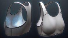 iTBra, le soutien-gorge connecté pour un auto-dépistage du cancer du sein
