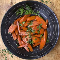 Here's a Sicilian recipe for Carrots thats extremely simple, healthy and so delicious - carrots cooked in garlic-scented olive oil and Marsala wine.