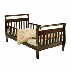 Dream On Me Classic Sleigh Toddler Bed...just got nena this bed!