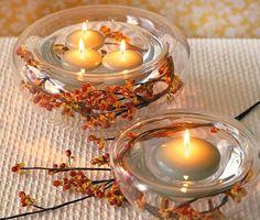 fall wedding decorations for tables | fall wedding ideas {Wedding Wednesday} Fall Table Settings
