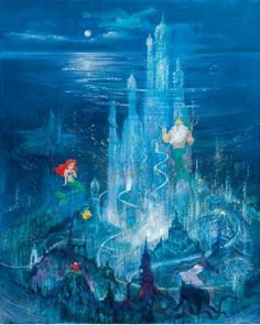 The Little Mermaid - I still wanna be part of this world <3