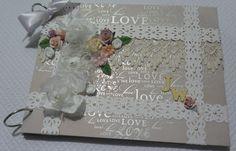 Livro de Assinaturas para casamentos, aniversários, 15 anos...