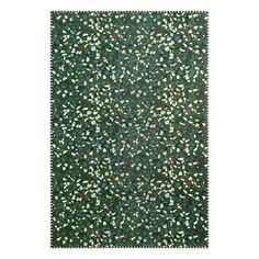 Terrazzo Vinyl Rug Green Edito Design Adult Terrazzo, Animal Skin Rug, Deux Faces, Vinyl Rug, Outdoor Carpet, Indoor Outdoor, Branding Design, House Design, Concept