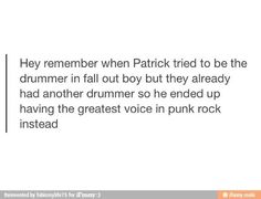 YES and at the concert he played the drums with Joe