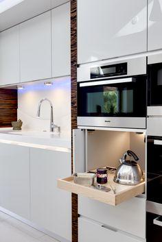 Clever kitchen storage