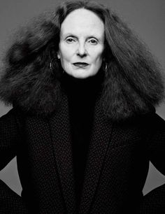 Grace Coddington Country: USA Role: Creative Director for Vogue Known For: Her imaginative, innovative fashion spreads and her iconic red hair  The Business of Fashion's Top 500 People in Fashion