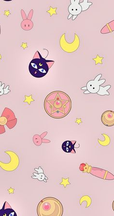 Kawaii Wallpaper, Cute Wallpaper Backgrounds, Tumblr Wallpaper, Cute Cartoon Wallpapers, Disney Wallpaper, Wallpaper S, Pattern Wallpaper, Iphone Wallpaper Vsco, Phone Screen Wallpaper
