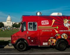 Washington D.C.'s 6 Best Food Trucks for 2013