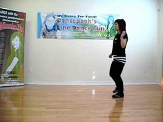 Call Me Maybe - Line Dance (Danced & walk thru) - YouTube