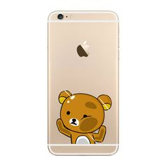[ Rilakkuma ] TRAPPED SERIES FOR PHONE