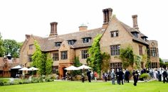 Wedding Venue: woodhall manner