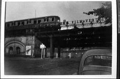 Berlin: S-Bahnhof Wollankstraße zugemauert (1961)