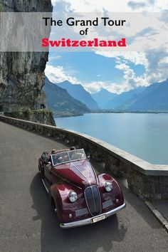 The Grand Tour of Switzerland (by car). See the best of stunning Switzerland on this 14 day self drive itinerary.  Click the image for full details.