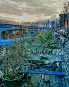 Borneokade in Amsterdam. | by Robert Diel