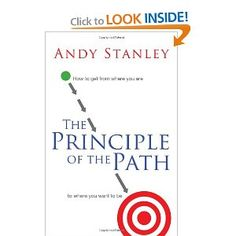 Another awesome book by Andy Stanley. Everything he writes is filled with GREAT information from front to back!