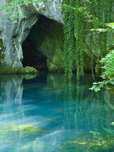 Turquoise Pool, Serbia