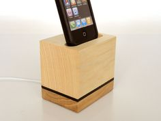iPhone 5 Dock - iPod touch Dock - iPhone 5 / iPhone 5S, iPhone 5C Charging Station - iPod touch Charging Station - black collection