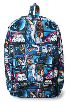 Loungefly Star Wars New Hope Backpack ** Remarkable product available now. : Christmas Luggage and Travel Gear
