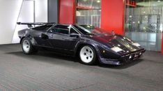 Lamborghini Countach Design Photo 27