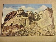 Related image Snoqualmie Falls, South Dakota, Vintage Postcards, Mount Rushmore, Sculpting, Mountains, World, Travel, Image